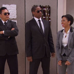 The agents and parallel Tasha