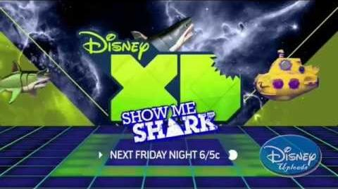 Show Me the SHARK - Next Friday Night at 6 5c-0