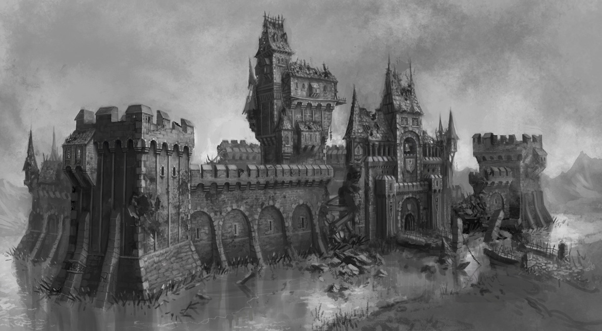 Total War Warhammer City Building