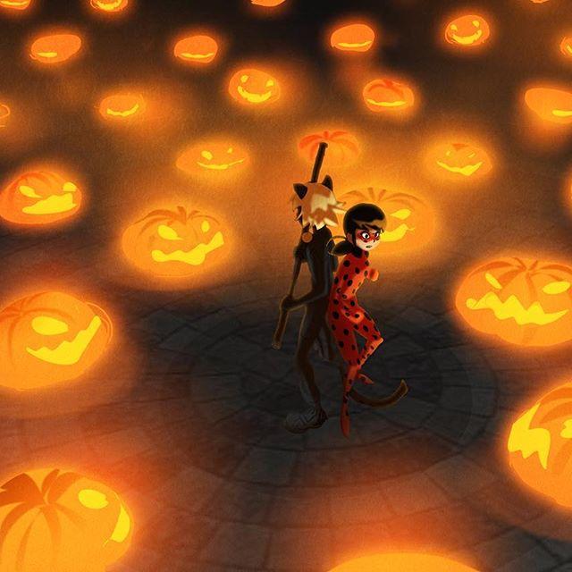 Resultado de imagem para miraculous especial de halloween