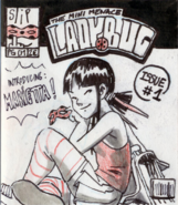 The Mini Menace Ladybug Issue 1