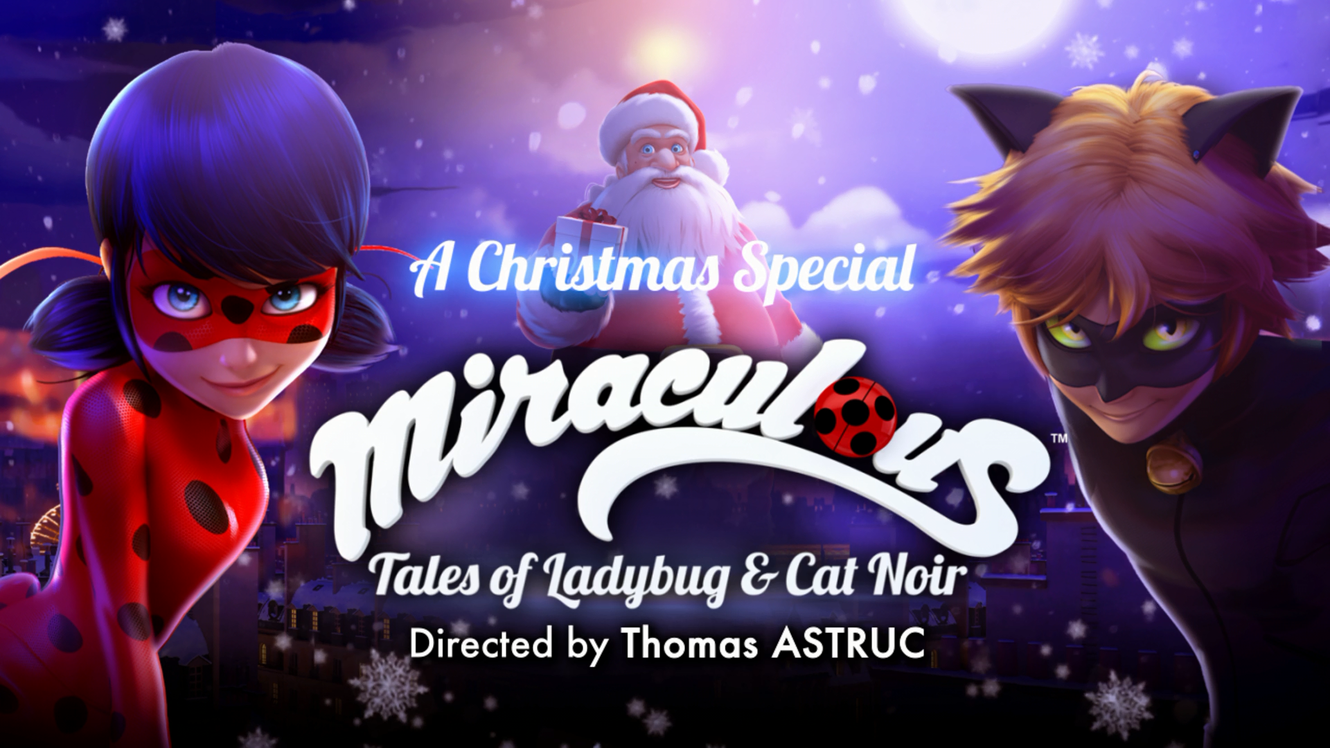 A Christmas Special | Miraculous Ladybug Wiki | FANDOM powered by ...