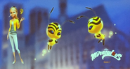 NYCC Bee Kwami Chloe