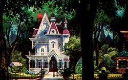 Walt-Disney-Lady-house