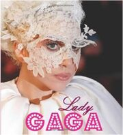 Lady Gaga book cover