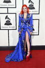 2-15-16 Red Carpet at 58th Grammy Awards at Staples Center in LA 001