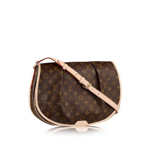 File:LV - Monogram canvas handbag.jpg
