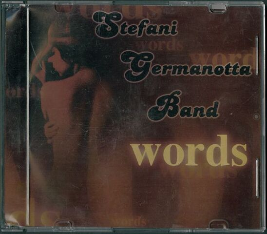 File:Lady Gaga 'Stefani Germanotta Band, Words' Circa 2005 Original CD.jpeg