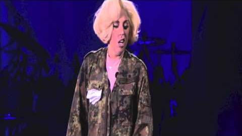 "Lady Gaga - ""What's Up"" 4 Non Blondes Live Cover at -artRaveVienna"