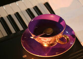 Lady GaGa's Tea Cup