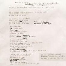 Perfect Illusion lyrics