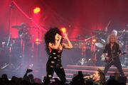 8-27-14 Queen Concert at Allphones Arena in Sydney 001