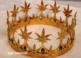 Lara Jensen - Marijuana Princess crown