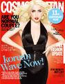 Cosmopolitan South Korea September 2011 cover
