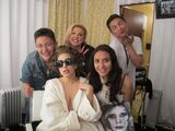 10-26-12 Backstage at The Born This Way Ball at Foro Sol, Mexico 001