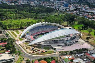 Estadio Nacional Costa Rica