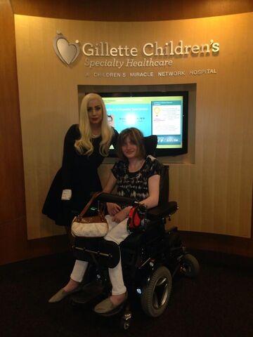 File:5-21-14 At Gillette Children's Hospital in St. Paul 001.jpg