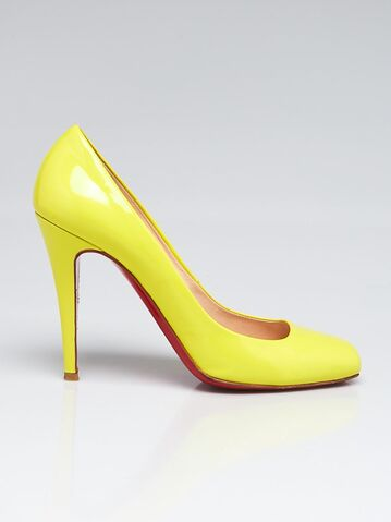 File:Christian Louboutin - Decollete leather pump.jpg