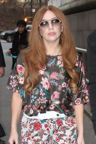 File:4-1-14 Arriving at Joanne Trattoria Restaurant in NYC 002.jpg