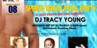 Spring Break Pool Party