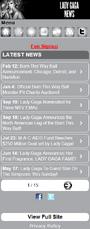 M.LadyGaga.com - News