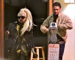 Lady Gaga e Taylor Kinney 30