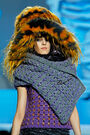 Marc Jacobs Fall Winter 2012 Fox and Goat Hat