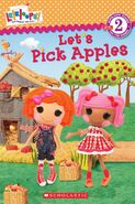 Book - Let's Pick Apples
