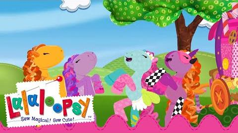 Lalaloopsy Ponies TV Commercial