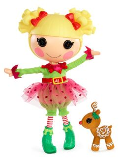 Lalaloopsy-Holly-Sleigh-Bells 42948 zoom
