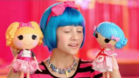 Lalaloopsy New Characters 2011!