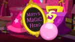 Misty's Magic Hero title card