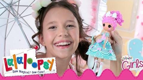 Lalaloopsy Girls Cake Fashion Commercial