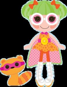 Cartoon Profile Dyna