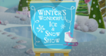 Winter's Wonderful Ice and Snow Show title card