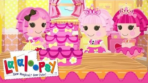 Parade Planning Lalaloopsy