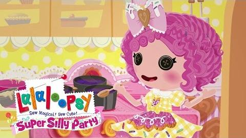 Crumbs' Sweet Treats Super Silly Party - Episode 4 Lalaloopsy