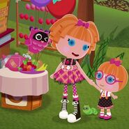 Lalaloopsy S1 E21 - Now You See Him, Now You Don't