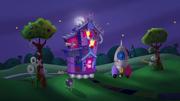 Dot's observatory