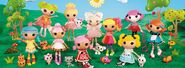 Lalaloopsy 4th Generation