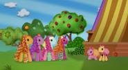 LPTBS the Ponies