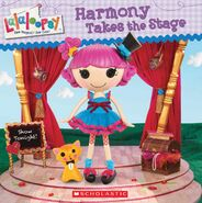 Book - Harmony Takes the Stage