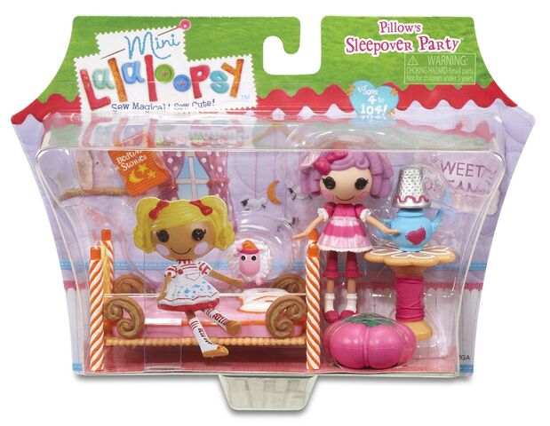 File:Mini Lalaloopsy - Pillow's Sleepover Party - box.jpg