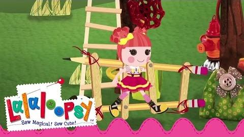 Ember and Dalmatian to the Rescue! Lalaloopsy