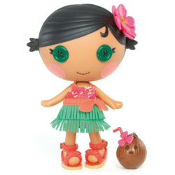 Kiwi Tiki Wiki Little Doll