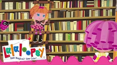 Libraries Have The Answers! Lalaloopsy
