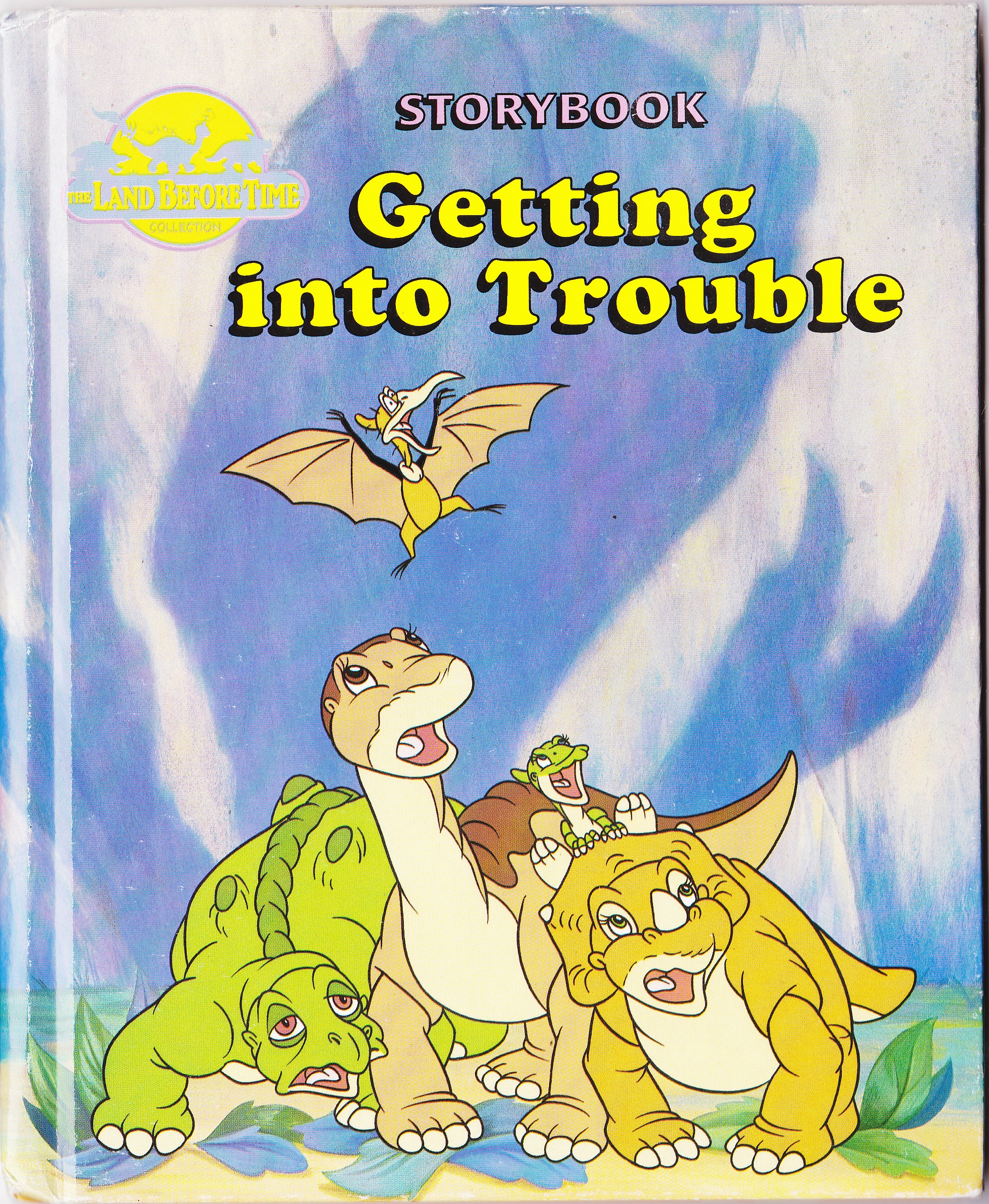 getting into trouble land before time wiki fandom powered by wikia