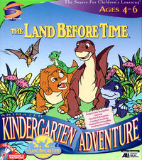 The Land Before Time Kindergarten Adventure
