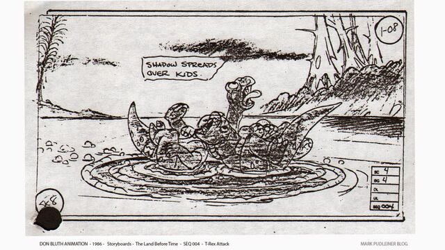 File:Don Bluth Storyboards Land Before Time 008.jpg