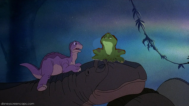 File:Littlefoot and Naveen.png